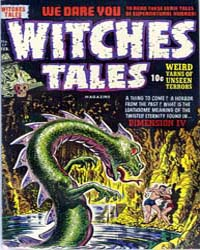 Witches Tales: Issue 17 Volume Issue 17 by Harvey Comics