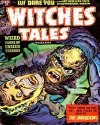 Witches Tales: Issue 21 Volume Issue 21 by Harvey Comics