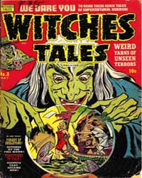 Witches Tales: Issue 3 Volume Issue 3 by Harvey Comics