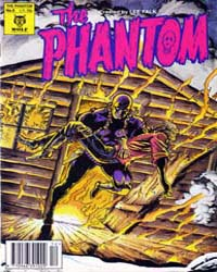 The Phantom: Issue 6 Volume Issue 6 by Falk, Lee
