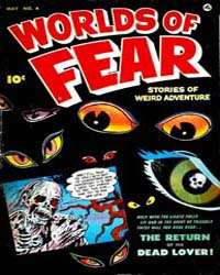 Worlds of Fear: Issue 2 Volume Issue 2 by Fawcett Magazine