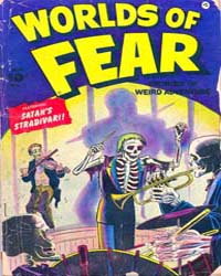 Worlds of Fear: Issue 7 Volume Issue 7 by Fawcett Magazine