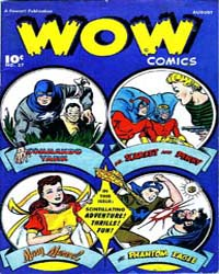 Wow Comics: Issue 57 Volume Issue 57 by Fawcett Magazine
