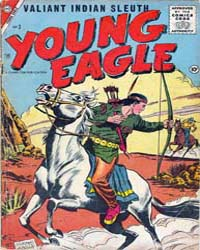 Young Eagle: Issue 3 Volume Issue 3 by Charlton Comics
