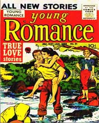 Young Romance: Issue 91 Volume Issue 91 by Prize Comics Group
