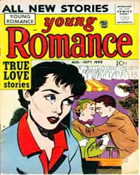 Young Romance: Issue 101 Volume Issue 101 by Prize Comics Group