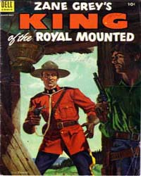 Zane Grey's King of the Royal Mounted: I... Volume Issue 15 by Slesinger, Stephen