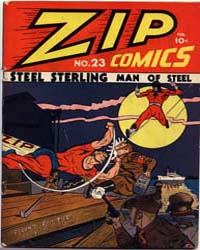 Zip Comics: Issue 23 Volume Issue 23 by Mlj/Archie Comics