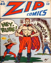 Zip Comics: Issue 40 Volume Issue 40 by Mlj/Archie Comics