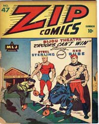Zip Comics: Issue 47 Volume Issue 47 by Mlj/Archie Comics