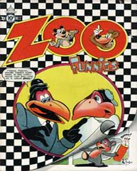 Zoo Funnies: Volume 2, Issue 1 by Charlton Comics
