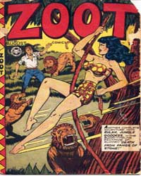 Zoot Comics: Issue 8 Volume Issue 8 by Fox Feature Syndicate