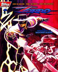 Zorro: Volume 1, Issue 4 by Mcculley, Johnston