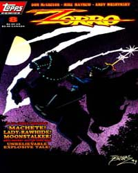 Zorro: Volume 1, Issue 8 by Mcculley, Johnston