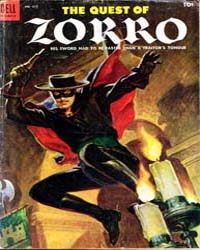Zorro: The Quest of Zorro: Issue 617 Volume Issue 617 by Mcculley, Johnston