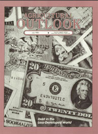 Agricultural Outlook : July 1984 Volume Issue July 1984 by Usda