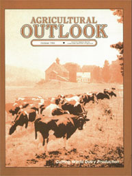 Agricultural Outlook : October 1984 Volume Issue October 1984 by Usda