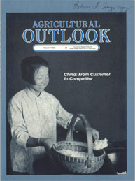 Agricultural Outlook : March 1985 Volume Issue March 1985 by Usda