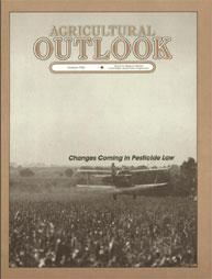 Agricultural Outlook : November 1986 Volume Issue November 1986 by Usda