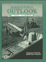 Agricultural Outlook : December 1986 Volume Issue December 1986 by Usda