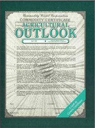 Agricultural Outlook : April 1987 Volume Issue April 1987 by Usda