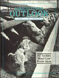 Agricultural Outlook : July 1990 Volume Issue July 1990 by Usda