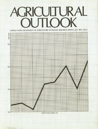 Agricultural Outlook : July 1975 Volume Issue July 1975 by Usda