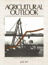 Agricultural Outlook : June 1977 Volume Issue June 1977 by Usda