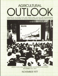 Agricultural Outlook : April 1978 Volume Issue April 1978 by Usda