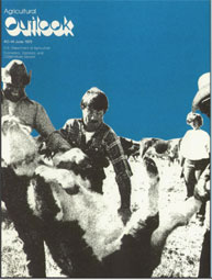 Agricultural Outlook : June 1979 Volume Issue June 1979 by Usda