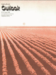 Agricultural Outlook : August 1980 Volume Issue August 1980 by Usda