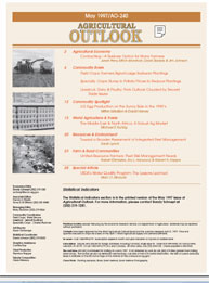 Agricultural Outlook : April 1997 Volume Issue April 1997 by Usda