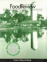Food Review : 1991 Volume 14, Issue 02 1991 by Ott, Stephen L.