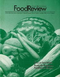Food Review : 1992 Volume 15, Issue 03 1992 by Ott, Stephen L.