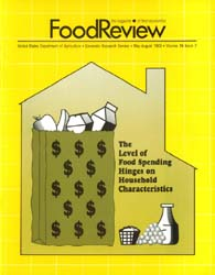 Food Review : 1993 Volume 16, Issue 02 1993 by Morrison, Rosanna Mentzer