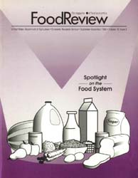 Food Review : 1993 Volume 16, Issue 03 1993 by Morrison, Rosanna Mentzer