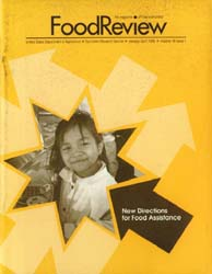 Food Review : 1995 Volume 18, Issue 01 1995 by Morrison, Rosanna Mentzer