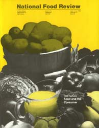 National Food Review : April-June 1988 Volume April-June 1988 by Morrison, Rosanna Mentzer