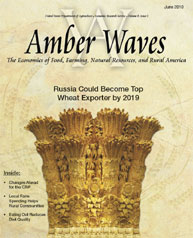 Amber Waves : Russia Could Become Top Wh... Volume 10-Jun by Usda- Economic Research Service