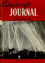Antiaircraft Journal : January-February ... Volume 93, Issue 1 by Brady, Colonel W. I.