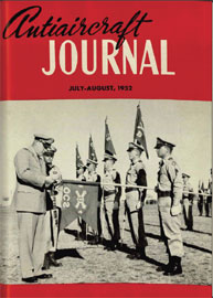 Antiaircraft Journal : May-June 1952 Volume 95, Issue 3 by Brady, Colonel W. I.
