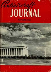 Antiaircraft Journal : May-June 1953 Volume 96, Issue 3 by Brady, Colonel W. I.