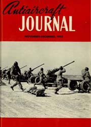 Antiaircraft Journal : November-December... Volume 95, Issue 6 by Brady, Colonel W. I.