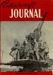 Antiaircraft Journal : November-December... Volume 96, Issue 6 by Brady, Colonel W. I.