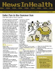 National Institutes of Health (Nih) News... Volume August 2005 ; Safer Fun in the Summer Sun by Wein, Harrison