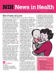 National Institutes of Health (Nih) News... Volume February 2007 ; The Power of Love by Wein, Harrison