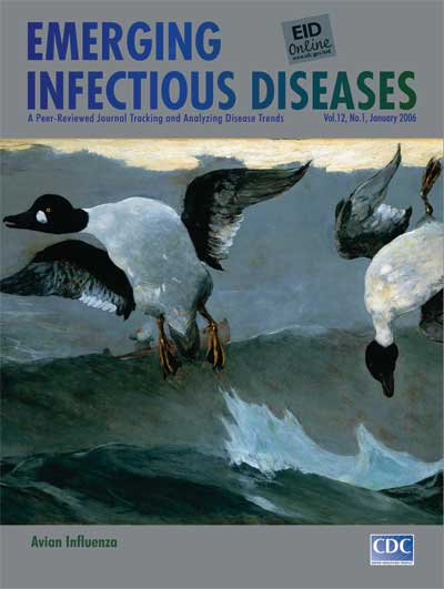 Cdc Emerging Infectious Diseases, Volume... by Centers for Disease Control and Prevention