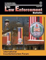 Fbi Law Enforcement Bulletin, August 200... by Airey, Joseph