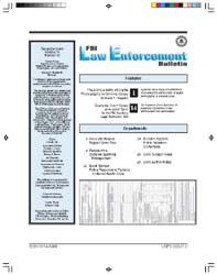 Fbi Law Enforcement Bulletin : December ... by Magosky, David