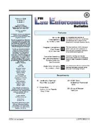 Fbi Law Enforcement Bulletin : February ... by Keel, Timothy